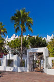 Architecture at Tenerife island - Canaries Royalty Free Stock Photography