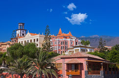 Architecture at Tenerife island - Canaries Stock Photo