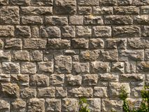 Architecture texture - stone wall Royalty Free Stock Photography