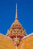 Architecture thaïe Image libre de droits