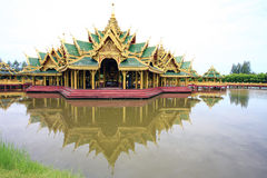 Architecture in thailand Royalty Free Stock Images