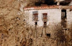 Architecture tibétaine Image libre de droits