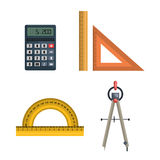 architecture tools design Royalty Free Stock Photo