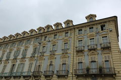 Architecture of Torino, Italy Royalty Free Stock Image