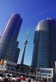 Architecture of Toronto Stock Image