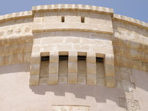 Architecture Of Torre De Fornells. Detailed Architecture Of Torre de Fornells in Menorca Royalty Free Stock Images