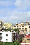 Architecture of Torremolinos, Costa del Sol, Spain Royalty Free Stock Photo