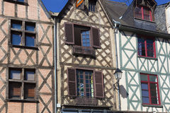 Architecture of Tours Royalty Free Stock Photography