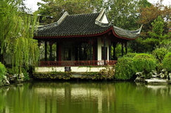 Architecture traditionnelle chinoise images stock