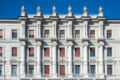 Architecture in Trieste, Italy Royalty Free Stock Images