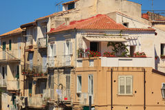 Architecture in Tropea Royalty Free Stock Photography