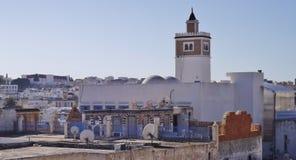 Architecture in Tunis, Tunisia. Royalty Free Stock Photos