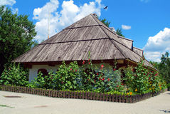 Architecture of Ukraine. Poltava city Stock Image