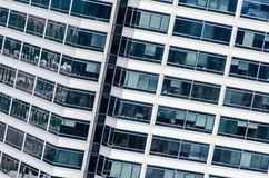 Architecture of Urban modern buildings Royalty Free Stock Image