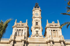 Architecture in Valencia, Spain Stock Images