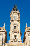 Architecture in Valencia, Spain Stock Photography