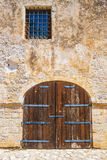 Architecture of Venetian fortress Fortezza in Rethymno on Crete, Greece Stock Image