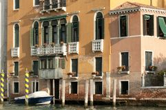 Architecture in Venice Stock Image