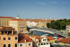 Architecture of Venice Royalty Free Stock Photos
