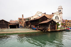 Architecture of Venice. Italy. Stock Photography