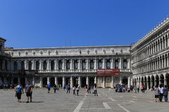 The architecture in venice,italy Royalty Free Stock Images