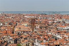 The architecture in venice,italy Royalty Free Stock Photos