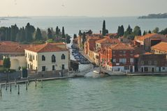 Architecture of Venice Royalty Free Stock Photo