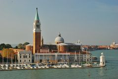 Architecture of Venice Stock Image