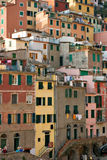 Architecture in Vernazza Royalty Free Stock Photos