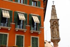 Architecture of Verona Royalty Free Stock Photography