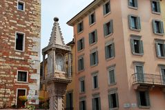 Architecture of Verona Royalty Free Stock Image