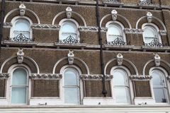 Architecture of Victorian Britain Stock Images