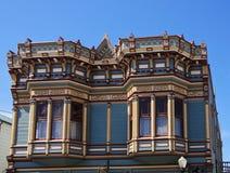 Architecture victorienne Photos libres de droits