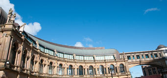 Architecture victorienne au harrogate Photos stock
