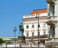 Architecture of Vienna Royalty Free Stock Photo