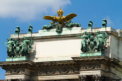 Architecture of Vienna Stock Photography
