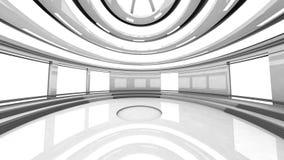 Architecture Visualisation Royalty Free Stock Photo
