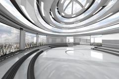 Architecture Visualisation Royalty Free Stock Image