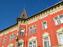 Architecture in Vojvodina Royalty Free Stock Photos