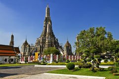 Architecture Wat Arun Stock Photography