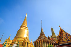 Architecture of wat prakaew Royalty Free Stock Images