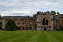 Architecture from Wells Royalty Free Stock Photos