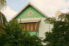 Architecture in the windward islands Stock Images