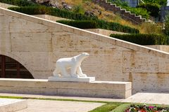 Architecture of Yerevan, Armenia royalty free stock photos