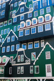 Architecture in Zaandam Royalty Free Stock Image
