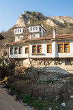 Architectureof Melnik in Bulgaria Royalty Free Stock Image