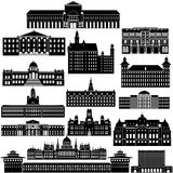 Architectuur-1 Royalty-vrije Stock Foto's