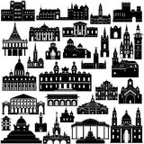 Architectuur-10 Royalty-vrije Stock Afbeeldingen