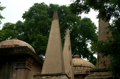 Architectuur Ahmadabad Royalty-vrije Stock Afbeeldingen