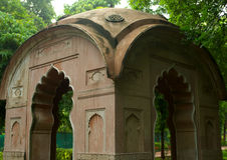 Architectuur Ahmadabad Stock Afbeelding